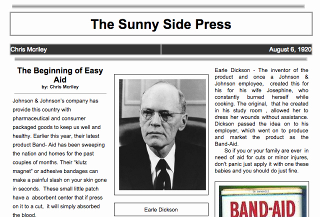 Newspaper Template for Google Docs Lovely 24 Google Docs Templates that Will Make Your Life Easier