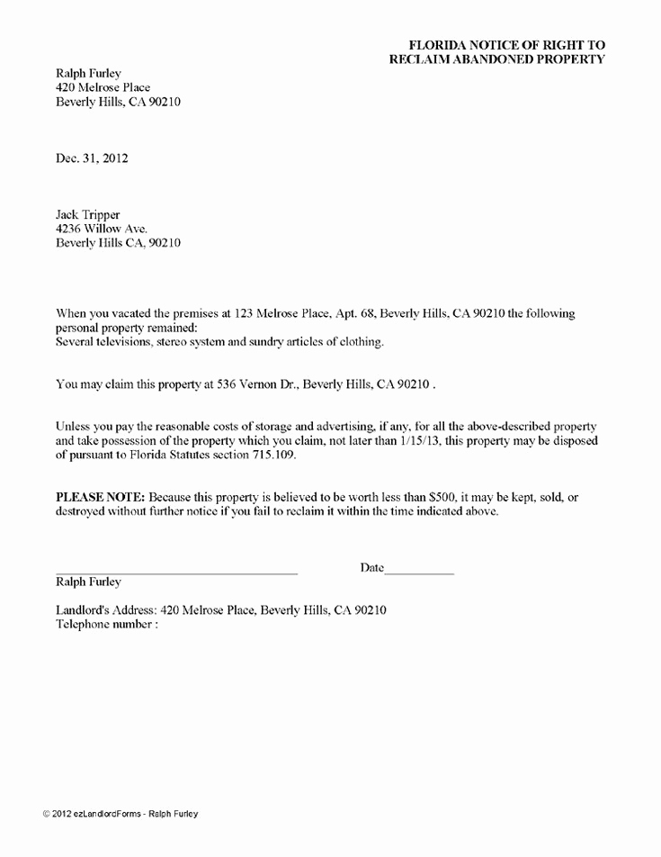 Notice Letter to Landlord Elegant Best 25 Move Out Notice Ideas On Pinterest