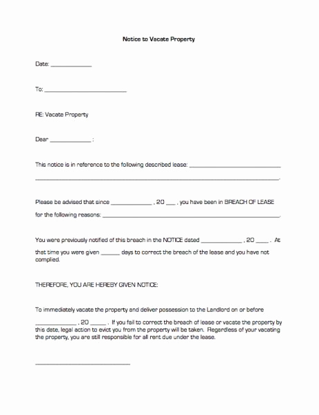 Notice to Vacate Apartment Inspirational 897 Best Real Estate forms Images On Pinterest
