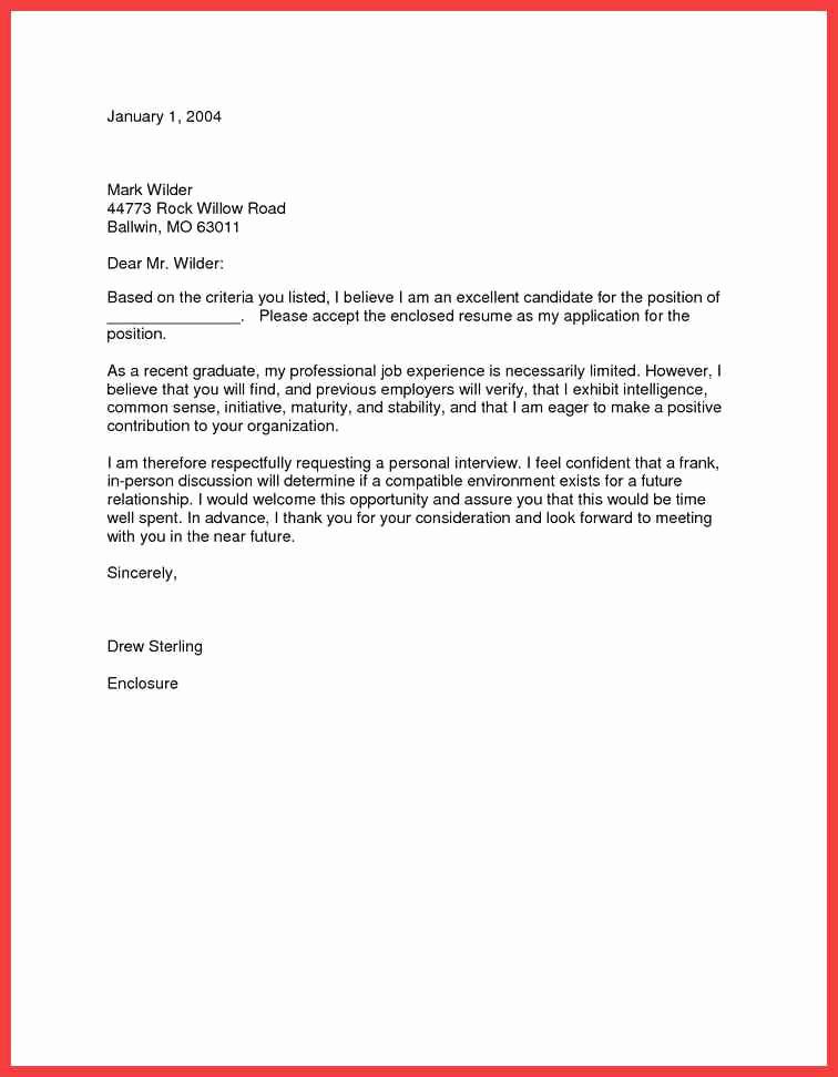 Nursing Resume Cover Letter Best Of Resume Cover Letter Outline