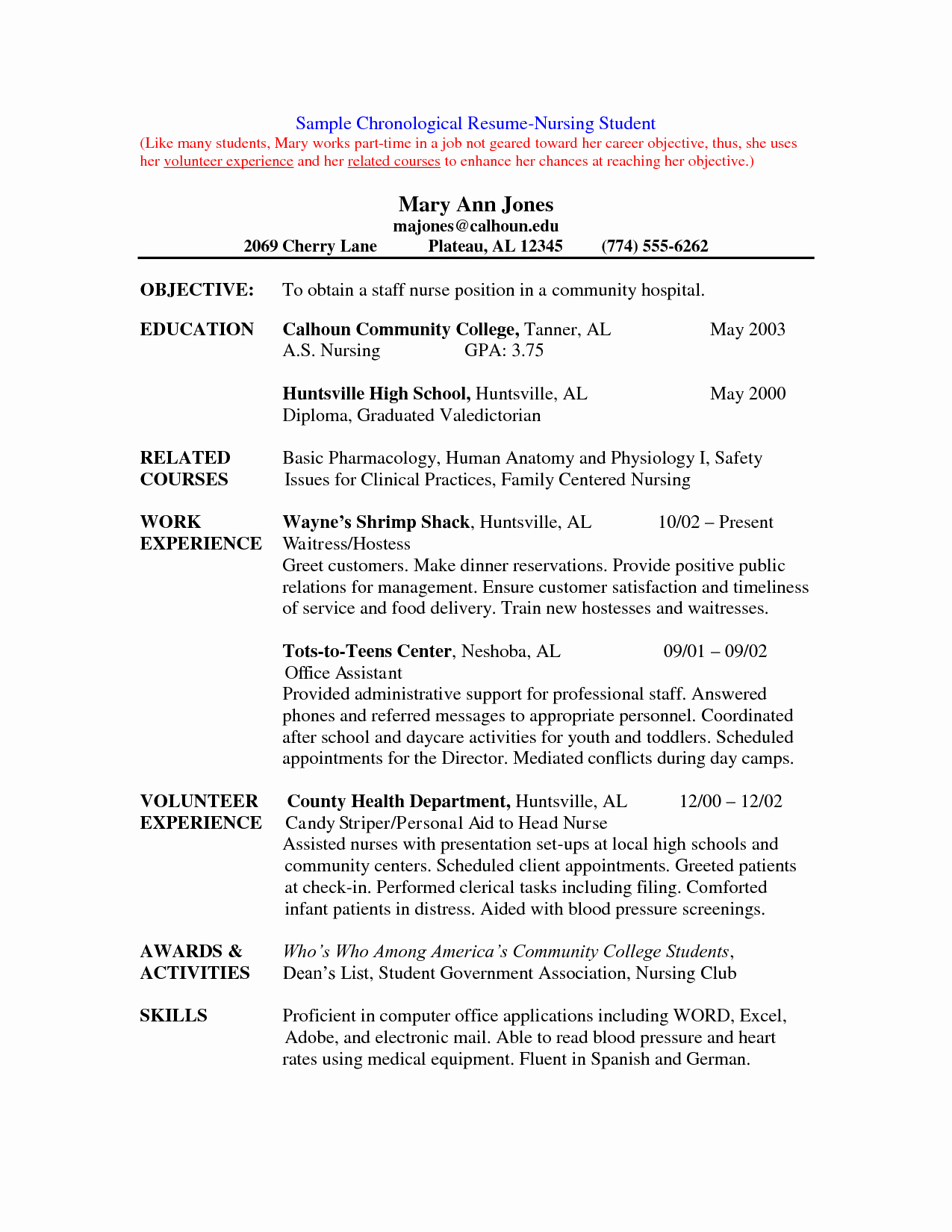 Nursing Student Resume Template Elegant Cover Letters for Nursing Job Application Pdf
