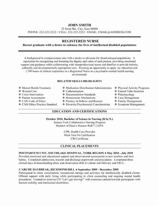 Nursing Student Resume Template Lovely Best 25 Nursing Resume Ideas On Pinterest