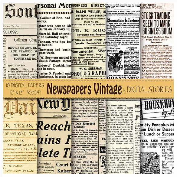 Old Newspaper Template Word Beautiful Sample Old Newspaper Template 11 Documents In Pdf Psd