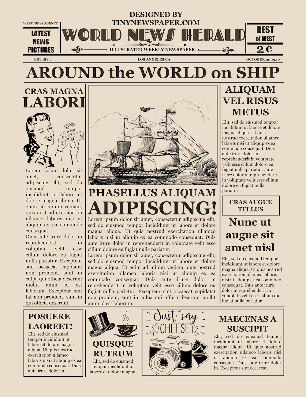 Old Newspaper Template Word Fresh Old Newspaper Template Word