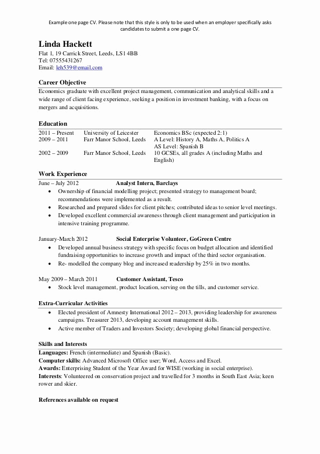 One Page Resume Examples Awesome Find Answers Here for E Page Resume Examples