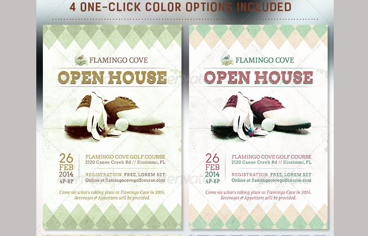 Open House Flyer Templates Awesome 30 Open House Flyers Printable Psd Ai Word Eps