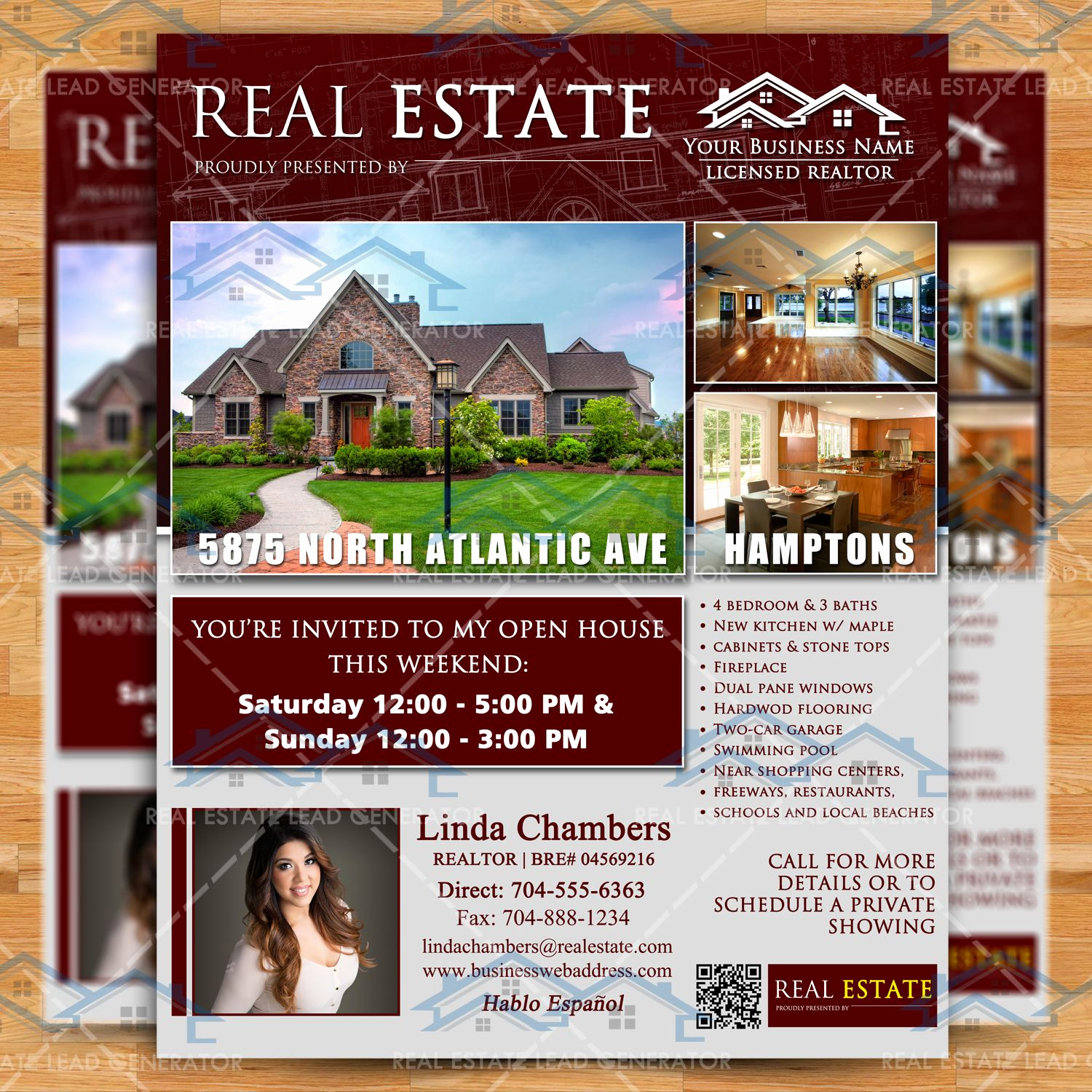 Open House Flyer Templates Unique Get This Open House Template today  realtor