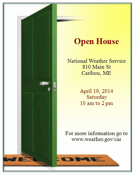 Open House Flyers Template Best Of Open House Flyer Templates for Microsoft Word