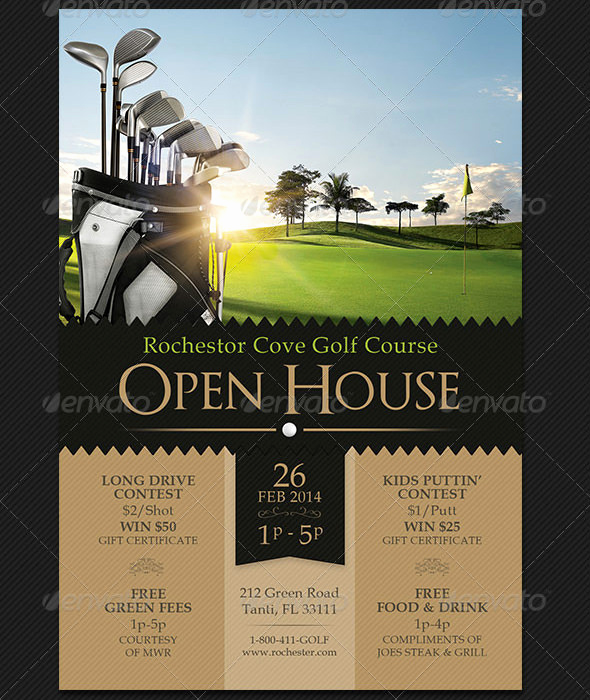 Open House Flyers Templates Inspirational Open House Flyer Templates – 39 Free Psd format Download