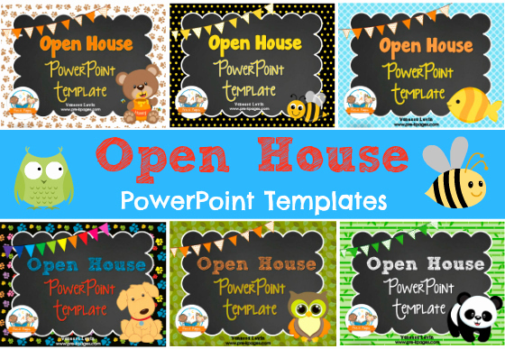 Open House Invitation Template Beautiful Pre K Classroom Parent Open House