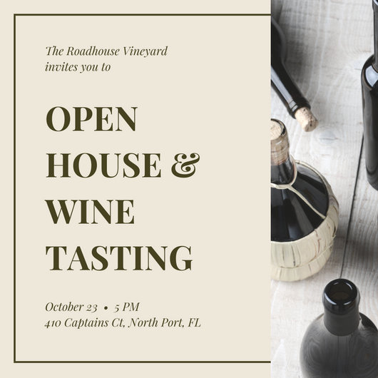 Open House Invitation Template New Customize 499 Open House Invitation Templates Online Canva