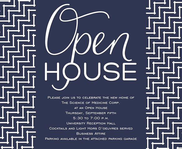 Open House Invitation Template New Halloween Open House Invitation Wording – Festival Collections