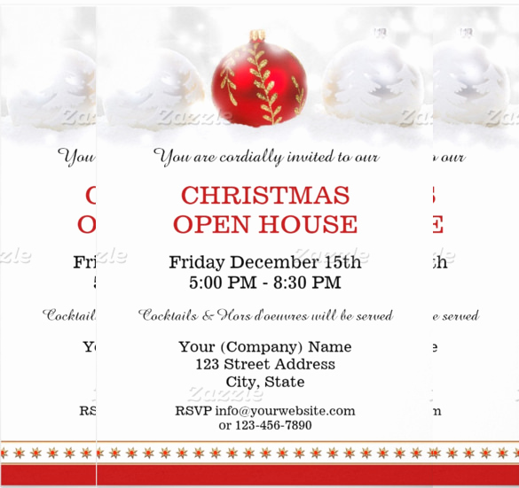 Open House Invite Template Beautiful 22 Open House Invitation Templates – Free Sample Example