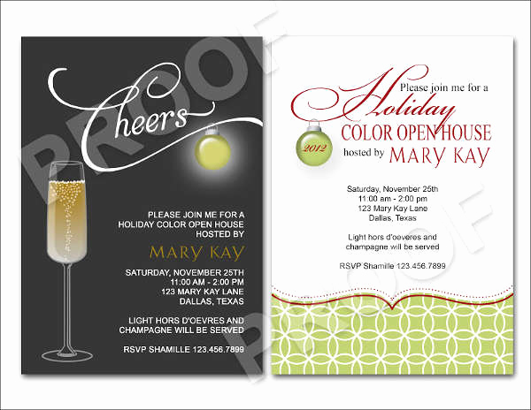 Open House Invite Templates Inspirational event Invitation In Word