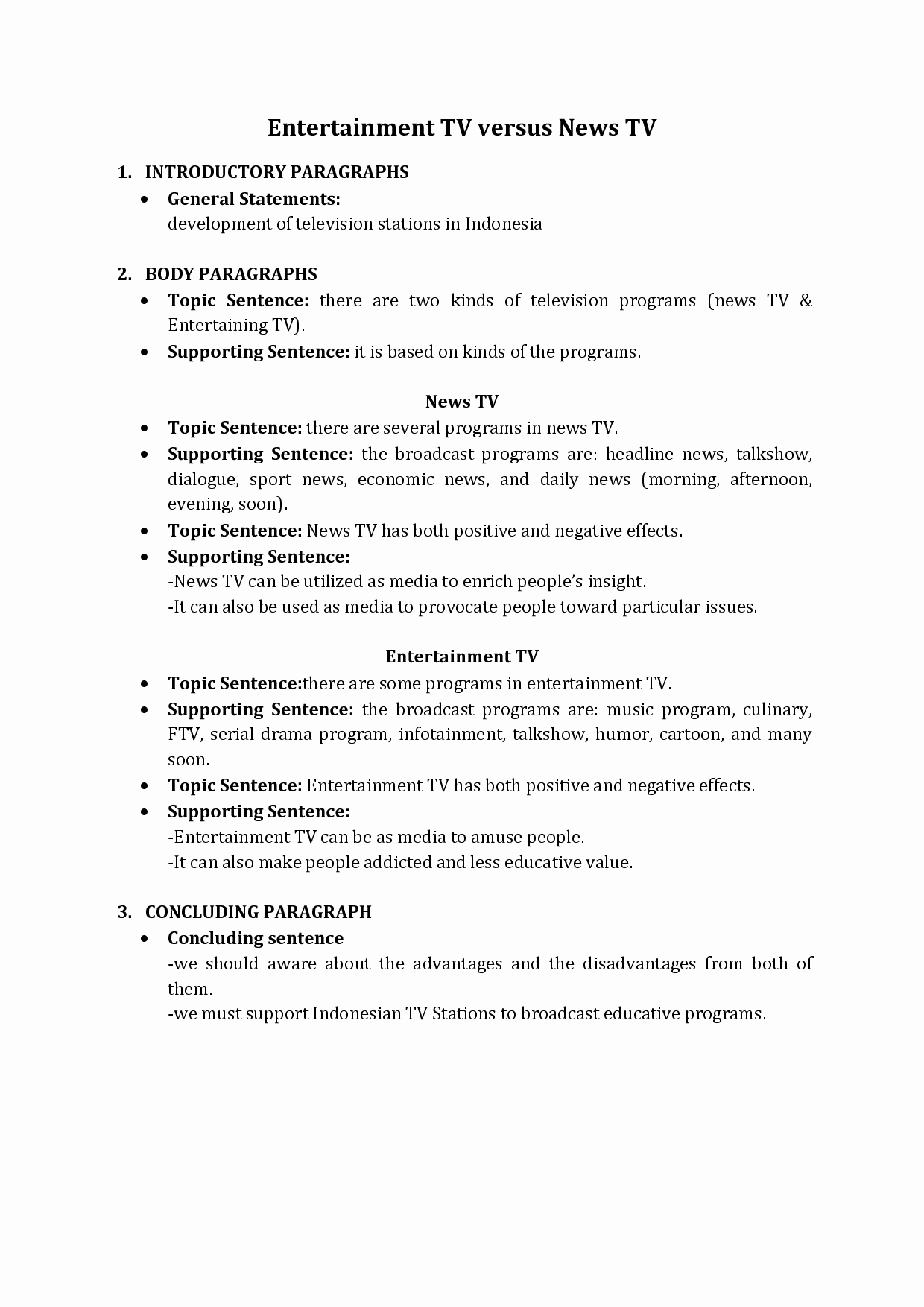 Outline Of A Paper Elegant College Essay format Examples