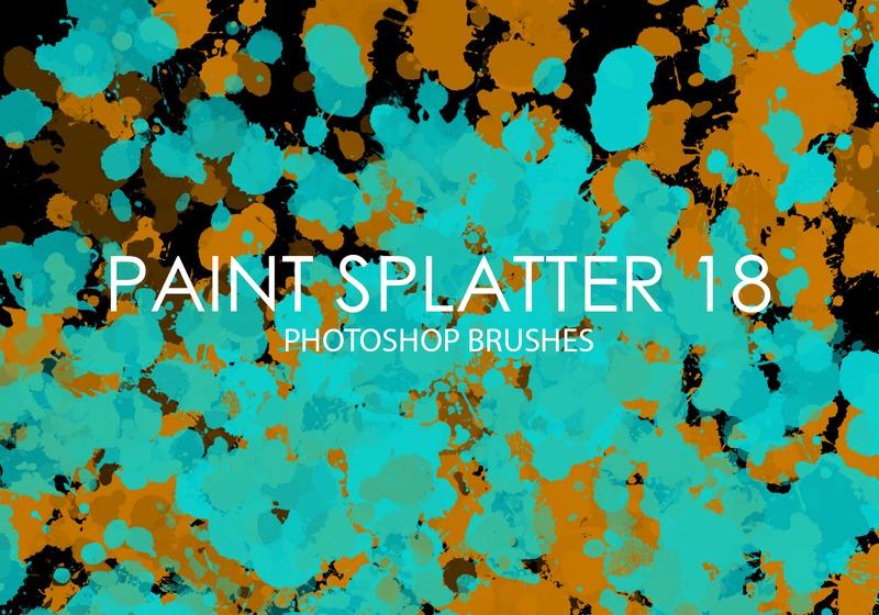Paint Splatter Brush Photoshop Best Of Free Paint Splatter Shop Brushes 18 Paint Shop