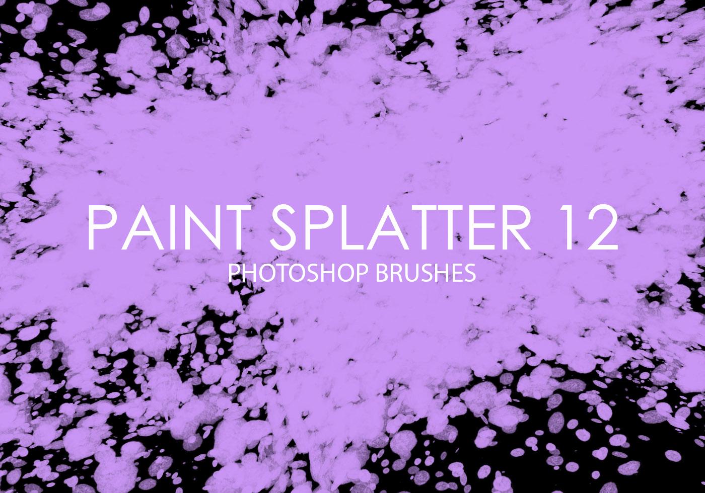 Paint Splatter Brush Photoshop Lovely Free Paint Splatter Shop Brushes 12 Free Shop