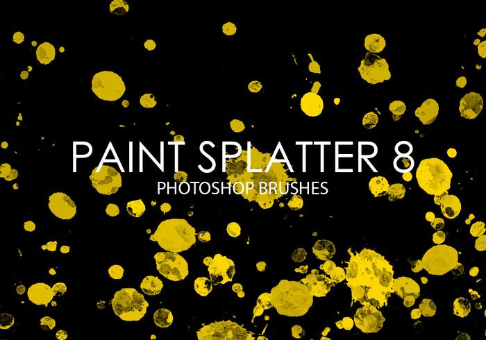 Paint Splatter Brush Photoshop Lovely Free Paint Splatter Shop Brushes 8 Free Shop