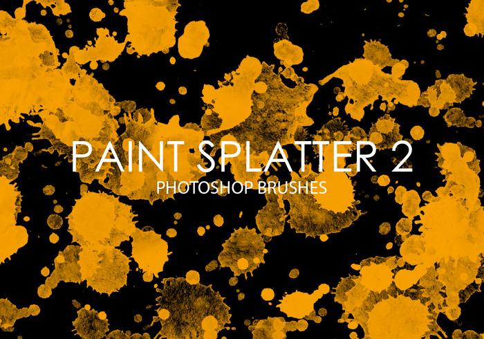 Paint Splatter Brush Photoshop New Free Paint Splatter Shop Brushes 2 Free Shop