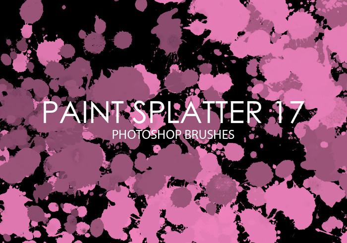 Paint Splatter Brush Photoshop Unique Free Paint Splatter Shop Brushes 17 Free Shop