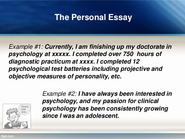 Personal Essay About Yourself Examples Unique How to Write A Personal Essay Describing Yourself
