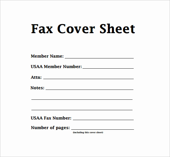 Personal Fax Cover Sheet Luxury Sample Modern Fax Cover Sheet 6 Documents In Pdf Word