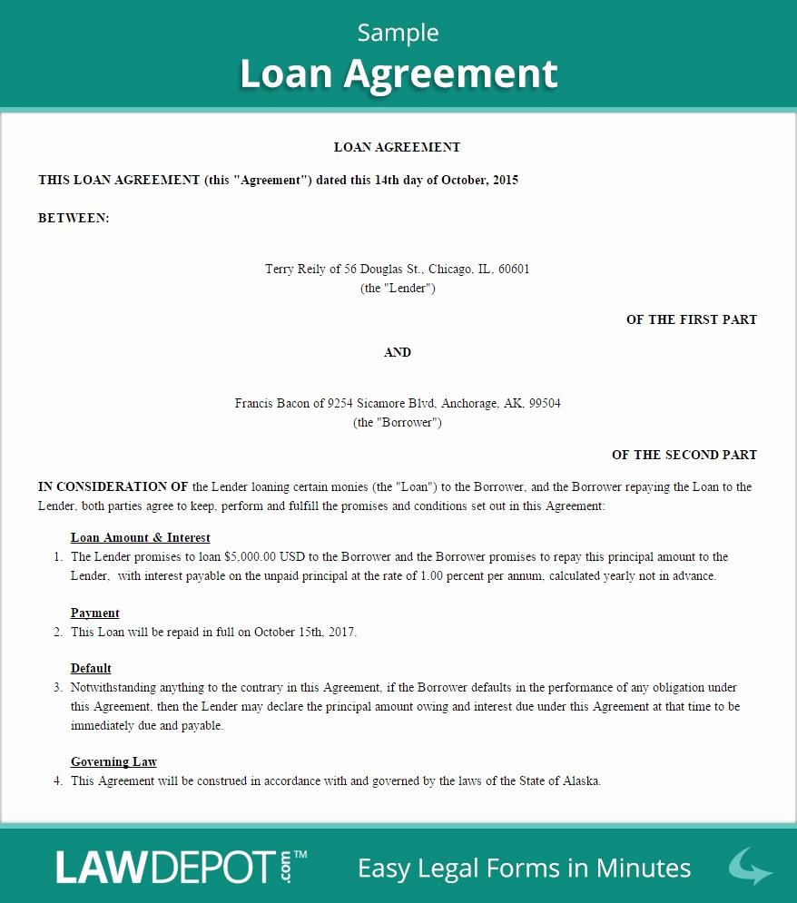 Personal Loan Agreement Between Friends Luxury Loan Agreement Between Friends Legally Binding Useful Loan