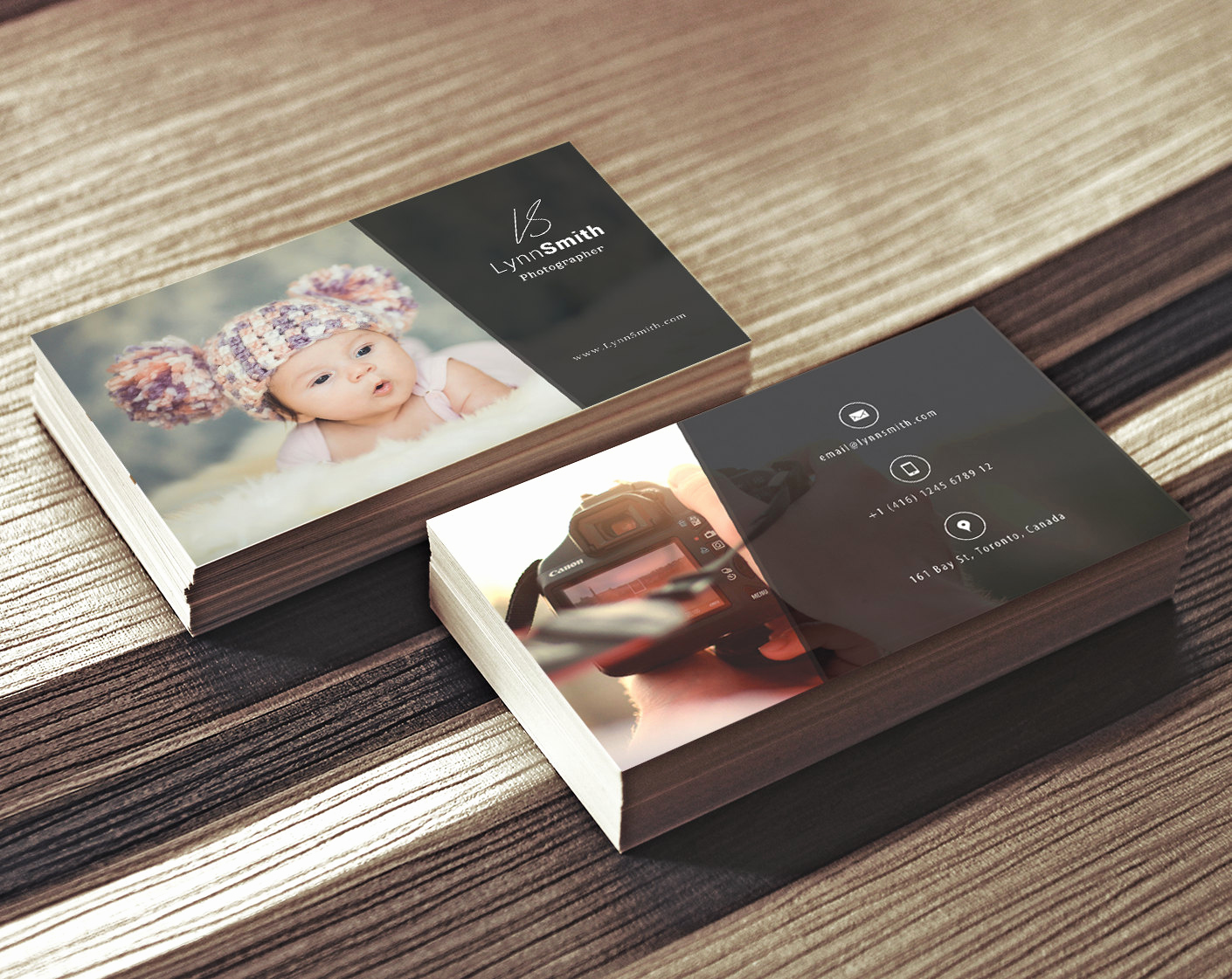 Photography Business Card Templates Best Of Grapher Business Card Template 2 Sided Graphy
