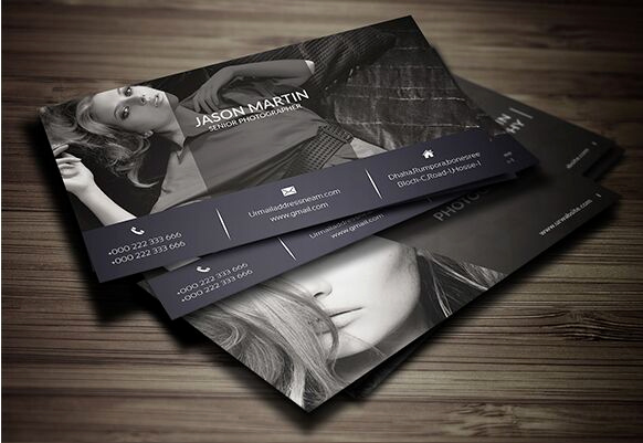Photography Business Card Templates Fresh Free Print Ready Graphy Business Card Template Psd