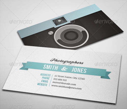 Photography Business Card Templates Unique 15 Creative Graphy Business Card Templates