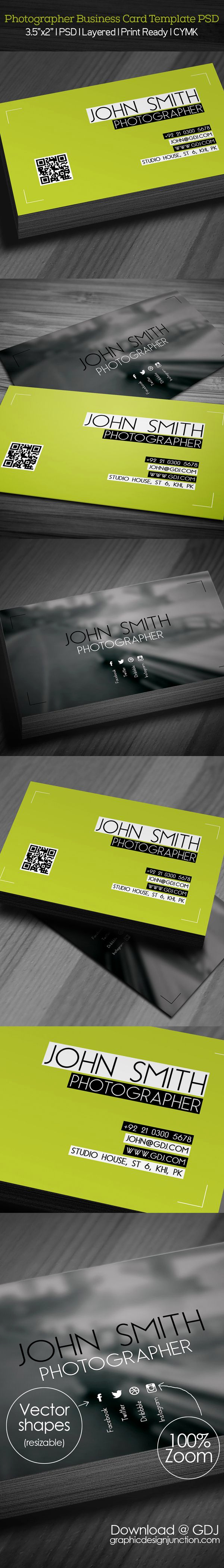Photography Business Card Templates Unique 25 Best Ideas About Grapher Business Cards On