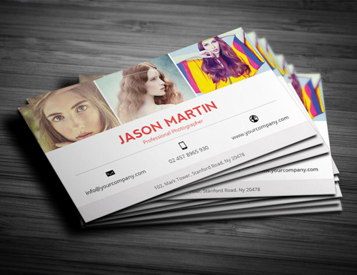 Photography Business Card Templates Unique Graphy Business Card Templates Design