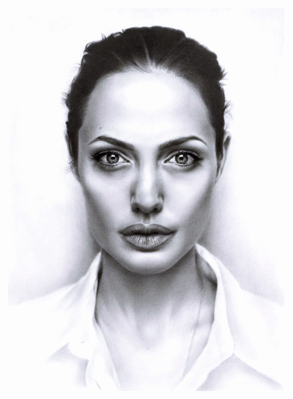 Photos to Pencil Sketches Awesome 40 God Level Celebrity Pencil Drawings Bored Art