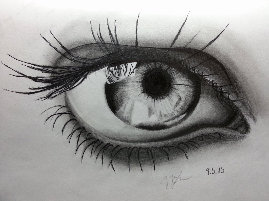 Photos to Pencil Sketches Beautiful Drawn Tears Eye Hd Pencil and In Color Drawn Tears Eye Hd