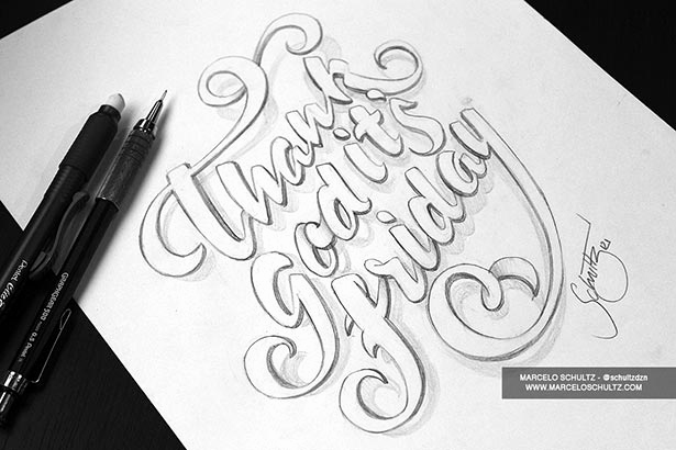 Photos to Pencil Sketches Fresh 40 Amazing Pencil Sketches by Marcelo Shultz – Designbolts