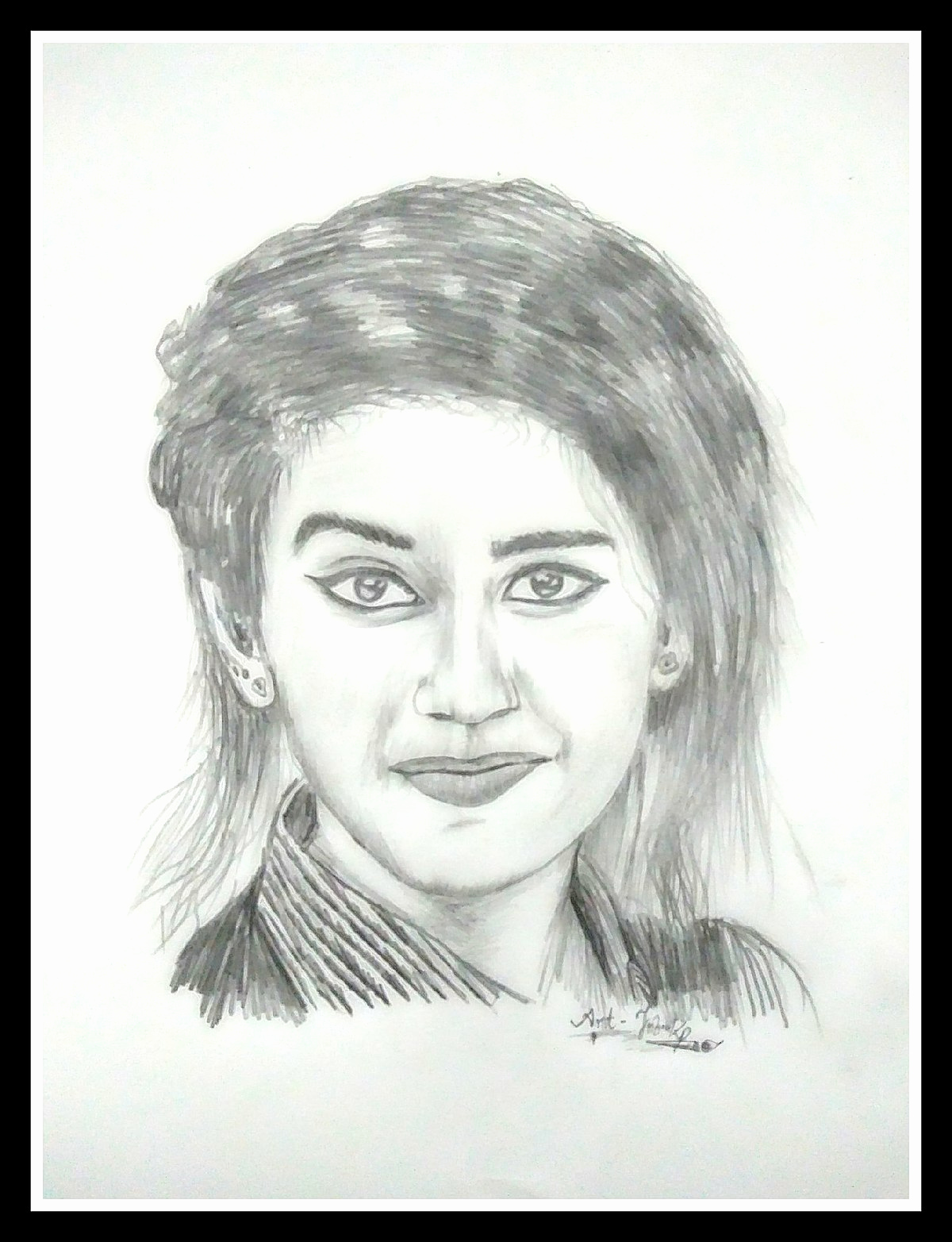 Photos to Pencil Sketches Fresh Priya Prakash Varrier Wikidata