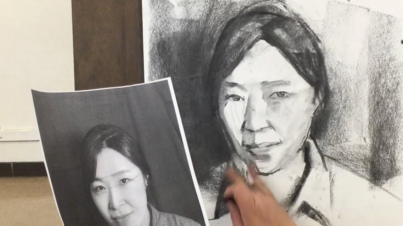 Photos to Pencil Sketches New How to Draw A Portrait From Photo