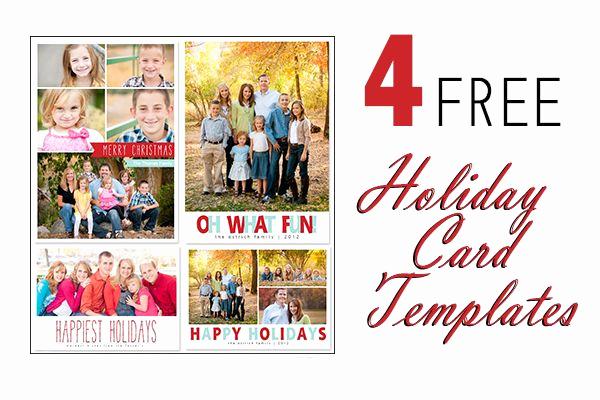 Photoshop Christmas Card Templates Awesome 1000 Ideas About Free Christmas Card Templates On