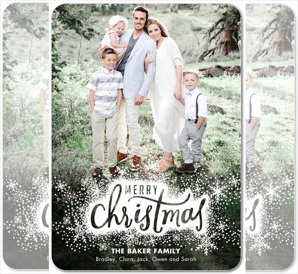Photoshop Christmas Card Templates Best Of 150 Christmas Card Templates – Free Psd Eps Vector Ai