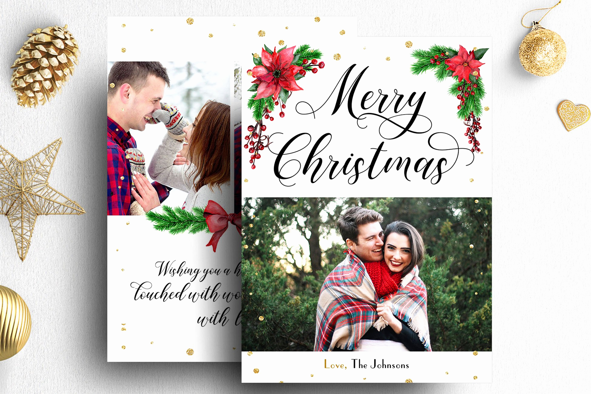 Photoshop Christmas Card Templates Best Of Christmas Card Shop Template Card Templates