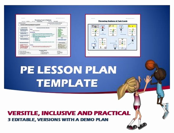 Phys Ed Lesson Plan Template Best Of Pinterest • the World's Catalog Of Ideas