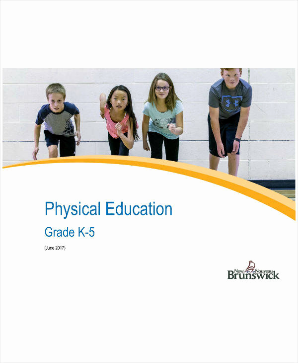 Physical Education Lesson Plan Templates Inspirational 6 Physical Education Lesson Plan Templates Pdf