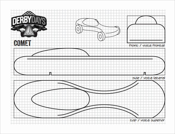 Pinewood Derby Car Design Template Beautiful View source Image Pinewood Derby Cars