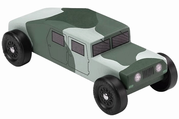 Pinewood Derby Car Design Template Best Of Free Pinewood Derby Templates for A Fast Car