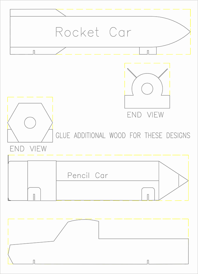 Pinewood Derby Car Design Template Inspirational 27 Awesome Pinewood Derby Templates – Free Sample