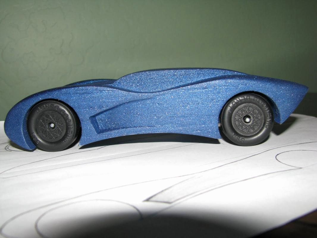 Pinewood Derby Car Design Template Luxury Aerodynamic Pinewood Derby Car Templates