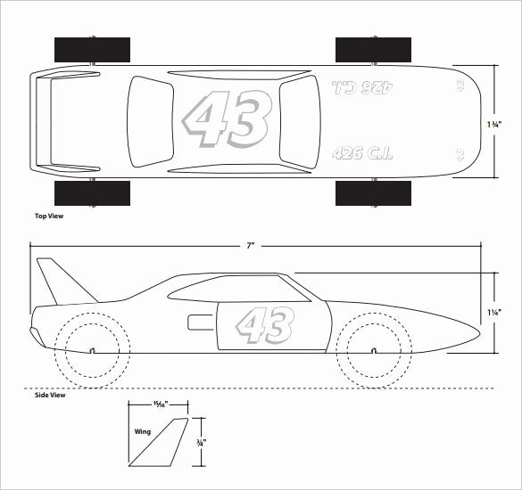 Pinewood Derby Cars Designs Templates Beautiful 1207 Best Pinewood Derby Cars Images On Pinterest