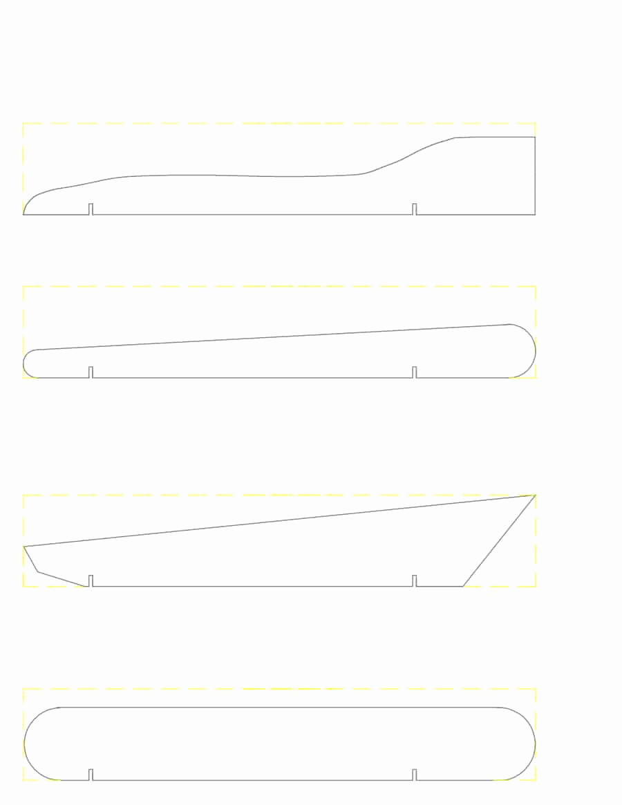 Pinewood Derby Cars Designs Templates Fresh 39 Awesome Pinewood Derby Car Designs & Templates