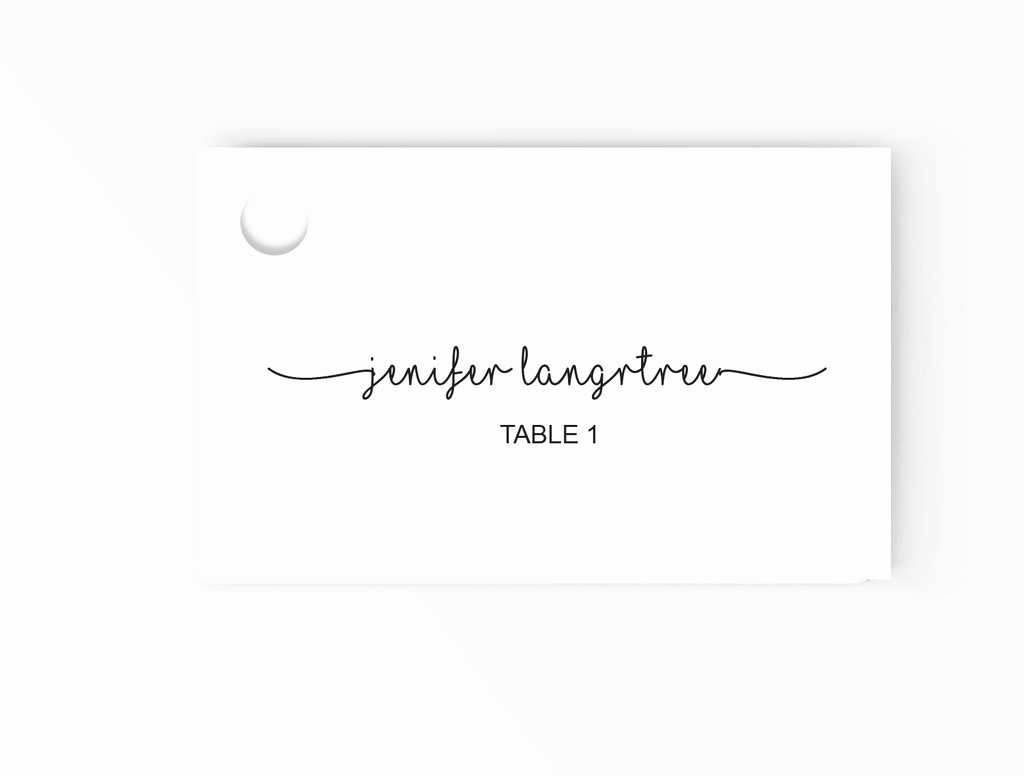 Placement Card Template Word Lovely Wedding Escort Place Cards Editable Ms Word Template Diy