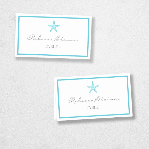 Placement Card Template Word Luxury Printable Place Card Template Instant Download Escort Card